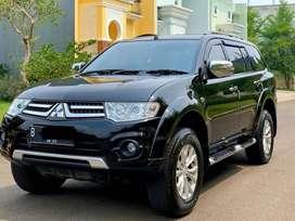 Mitsubishi pajero sport A/T diesel matic 2015 Low KM Record pajak pjg.