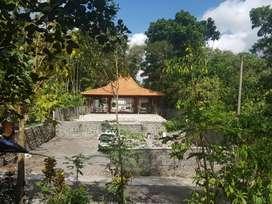 Disewakan Rumah Villa Di Pedesaan di Lereng Gunung Merapi Sleman