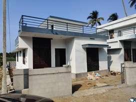 1100sqftvilla/4cent/2 bhk/ 39 lakh/Olari, Chettupuzha Thrissur