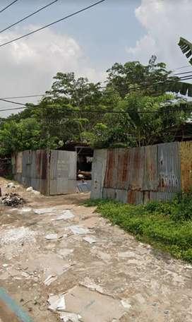 Dijual cepat lahan 1.6ha, lokasi di dpn perumahan central karawaci