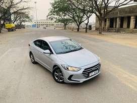 Hyundai Elantra 2.0 S, 2018, Petrol
