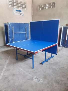 Tennis meja pingpong lipatan cod siap bayar dirumah