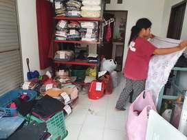 BUC Over Kontrak Ruko Bekas Laundry sisa 1 tahun lebih