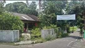 Jual Rumah Lokasi Strategis Perkotaan Gergunung Klaten Utara