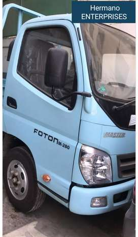 FOTON MASTER TRUCK get on easy installment with us