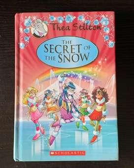 Thea Stilton: The Secret Of The Snow