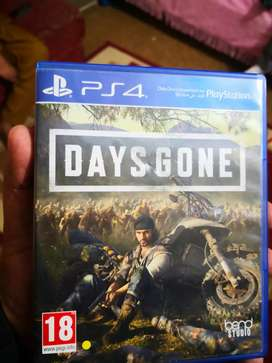 DAYS GONE PS4 FOR SALE