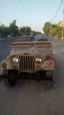 Jeep M38 1A Army octipn original condition start army later