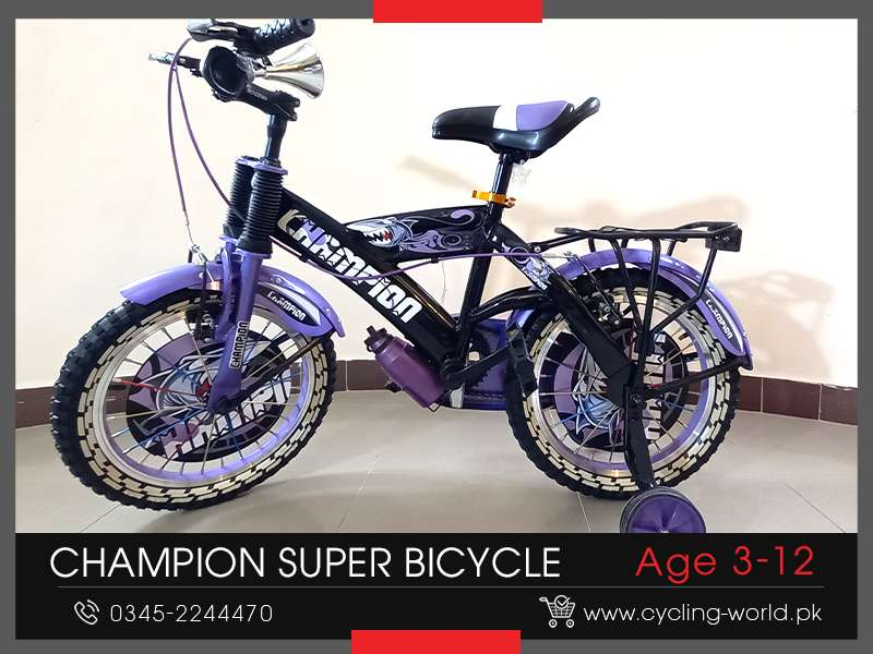 Champion Super Bicycle ( For Kids) 0