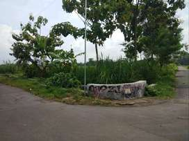 300M DESA WISATA BRAYUT Tanah Dua Muka Cocok Bangun Kontrakan