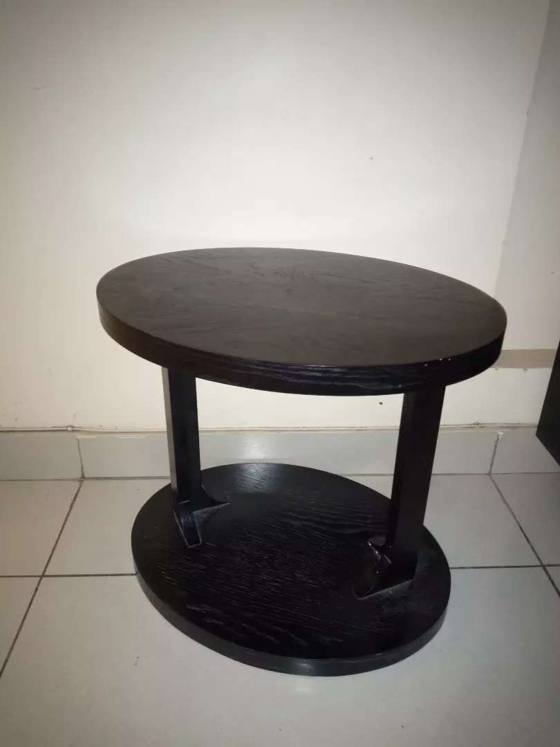 Black colour Habit table 0