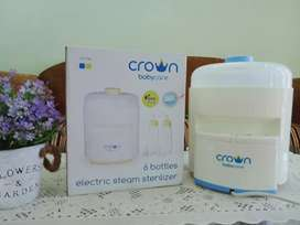 Sterilizer dan warmer crown