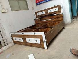 New box bed available factorey price