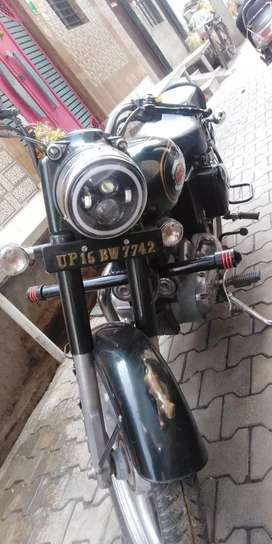 Fully  top condition bike