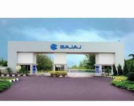 Auto parts and workshop manufacturing plant required for candidate