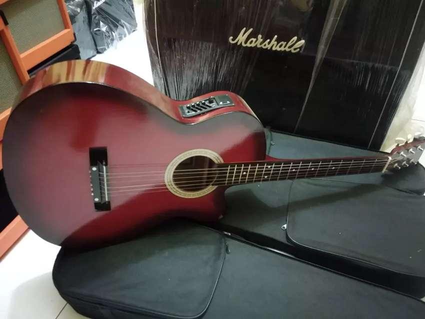 Gitar akustik asamoah 0