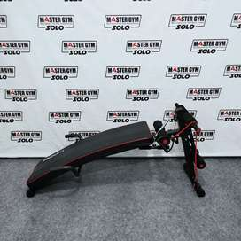 Sit Up Bench Sports QR/236 - Alat Fitnes - Kunjungi Toko Kami