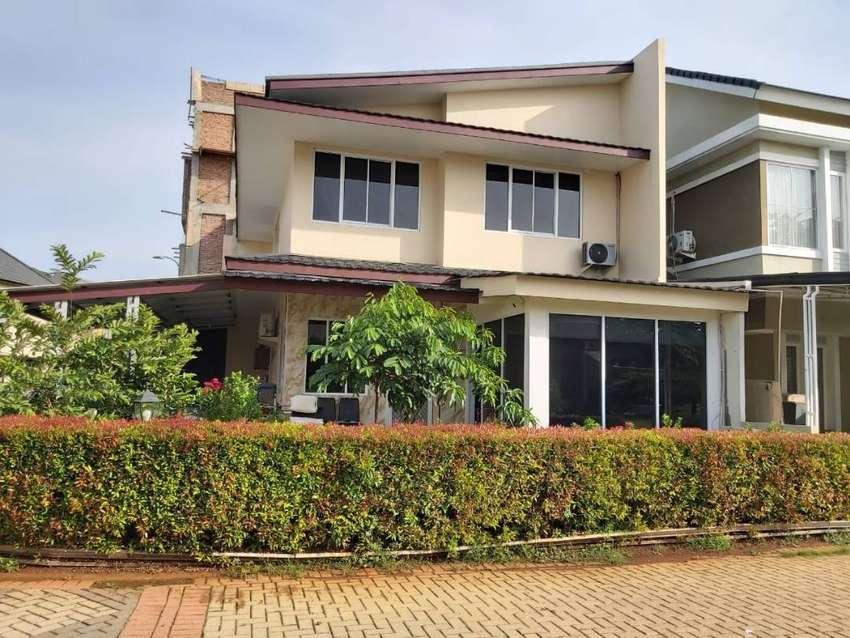 Dijual Rumah di Cluster Vienna Hoek Modernland Tangerang