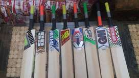 Sialkot made English Willow cricket bats GRADE ONE