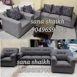 Hi-fi collection sofa set