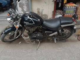 Rare use bike