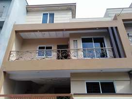7 marla brand new Ground portion available for Rent in Gulrez