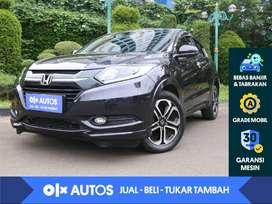 [OLXAutos] Honda HRV 1.8 RS Prestige A/T 2015 Abu - Abu