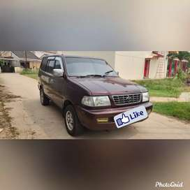Dijual Kijang Lsx Diesel 2001MT