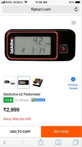 GetActive eZ Pedometer