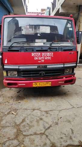 Tata 407 LPK Ex  Dumper 2014.Bought4 Ntpc Badarpur Contract 87०००78०8०