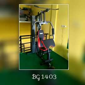 Home Gym 1 Sisi // Moelti TS 15D46