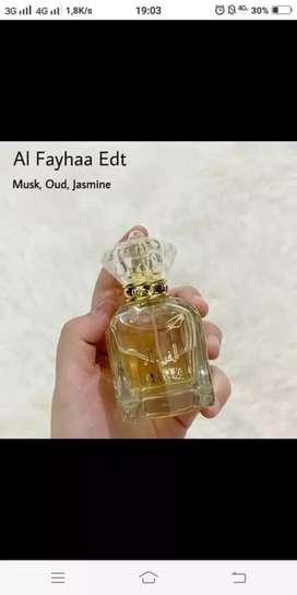 Al Fayhaa edt dari myway