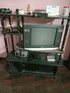 TV stand big
