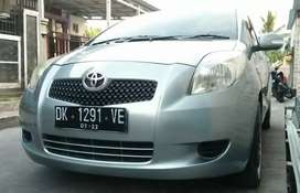 Toyota Yaris E Manual 2007 Asli Bali