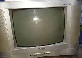 "14"" ONIDA TV, Digital Eye, Oxygen TV  Excellent condition"
