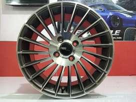 Velg Mobil Racing Tipe HSR NUMFOR Ring15X7 (Agya Karimun Vios Dll)