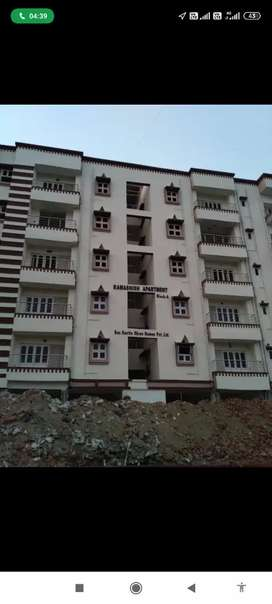 Ready to move flat 2BHK urgent sell.