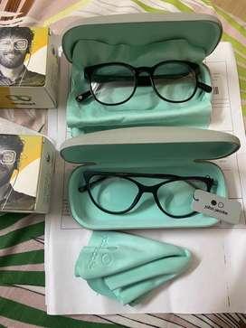 John Jacobs original eyeglasses (frams with glasses)