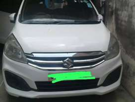 Maruti Suzuki Ertiga 2017 Petrol Well Maintained cng