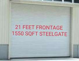 Shop for sale steelgate