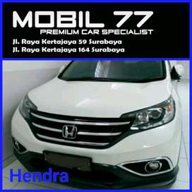 Honda all new CRV prestige 2.4
