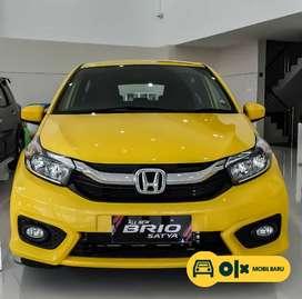 [Mobil Baru] Honda All New Brio Dp Murah