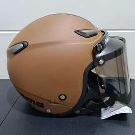 Helm Dewasa Super Safety Anti Blur & Gores