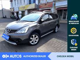 [OLXAutos] Nissan Grand Livina 2014 1.5 X-Gear A/T #Chelsea Mobil