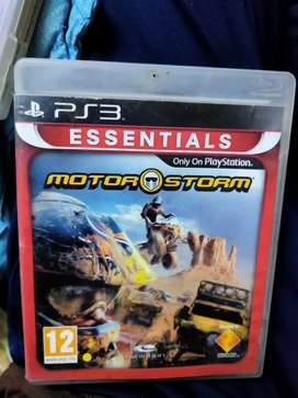 Ps3 game motorstrom
