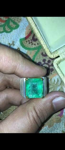 Natural Ethiopian emerald
