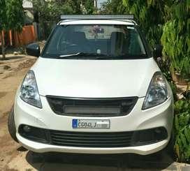 Swift dzire    2016    company owned    WITH GENUINE SERVICE RECORD