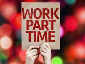 Work home baesd job part time