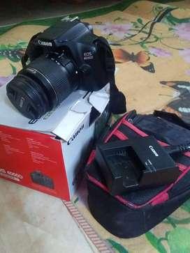 Jual Kamera DSLR CANON EOS4000D