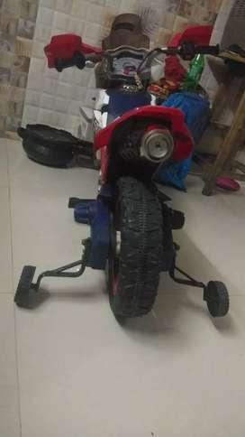 Babyhug toy bike